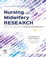 Nursing and Midwifery Research - 6th Edition - ISBN: 9780729543408, 9780729587723
