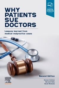 Why Patients Sue Doctors - 2nd Edition - ISBN: 9780729543705, 9780729588485
