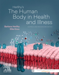 Cover image for Herlihy's The Human Body in Health and Illness 1st ANZ edition