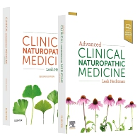 Clinical Naturopathic Medicine and Advanced Clinical Naturopathic Medicine - Pack - 1st Edition - ISBN: 9780729543927