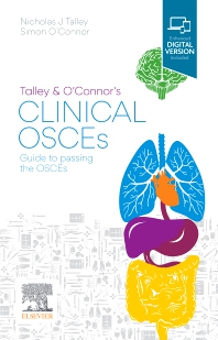 Cover image for Talley and O'Connor's Clinical OSCEs