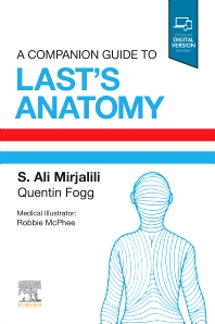 Cover image for Last's Anatomy - A Companion Guide