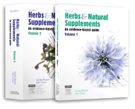Herbs and Natural Supplements, 2-Volume set - 4th Edition - ISBN: 9780729553841