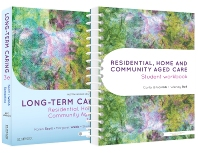 Cover image for Long-Term Caring, 3rd edition and Residential, Home and Community Aged Care Workbook value pack