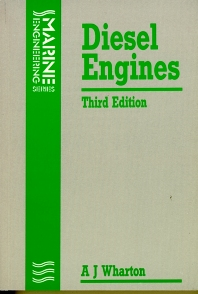 Diesel Engines, 3rd Edition,A J WHARTON,ISBN9780750602174