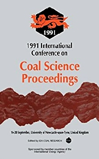 Cover image for 1991 International Conference on Coal Science Proceedings