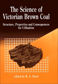 The Science of Victorian Brown Coal - 1st Edition - ISBN: 9780750604208, 9781483162232