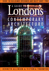 Cover image for Guide to London's Contemporary Architecture
