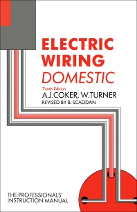 Electric Wiring - 3rd Edition - ISBN: 9780750608046, 9781483141343