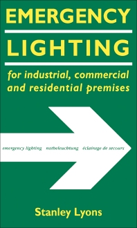 Emergency Lighting - 1st Edition - ISBN: 9780750608060, 9781483101934