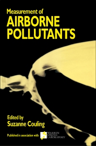 Measurement of Airborne Pollutants - 1st Edition - ISBN: 9780750608855, 9781483193700