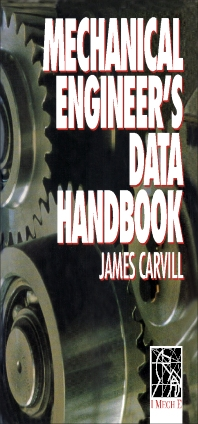 Mechanical Engineer's Data Handbook - 1st Edition - ISBN: 9780750610148, 9781483193731