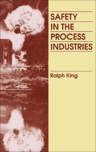 Cover image for Safety in the Process Industries