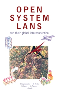 Cover image for Open System LANs and Their Global Interconnection