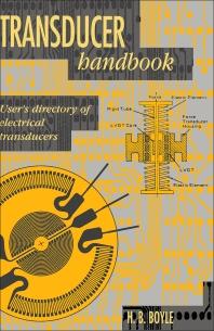 Transducer Handbook - 1st Edition - ISBN: 9780750611947, 9781483293882