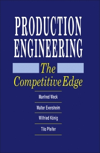 Production Engineering - 1st Edition - ISBN: 9780750612623, 9781483102122