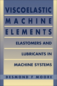 Cover image for Viscoelastic Machine Elements