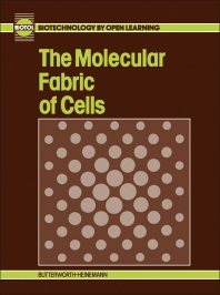Cover image for The Molecular Fabric of Cells