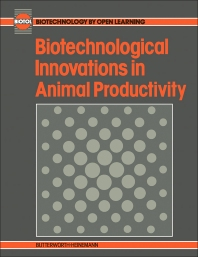 Cover image for Biotechnological Innovations in Animal Productivity