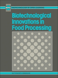 Cover image for Biotechnological Innovations in Food Processing