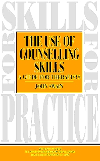 Cover image for Use of Counselling Skills