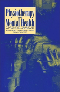 Cover image for Physiotherapy in Mental Health