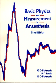 Cover image for Basic Physics and Measurement in Anaesthesia