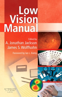 Cover image for Low Vision Manual