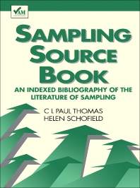Sampling Source Book - 1st Edition - ISBN: 9780750619479, 9781483292823