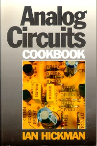 Cover image for Analog Circuits Cookbook