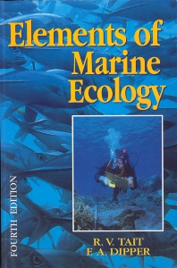 Cover image for Elements of Marine Ecology
