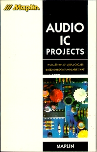 Cover image for Audio IC Projects