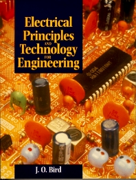 Cover image for Electrical Principles and Technology for Engineering