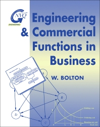 Cover image for Engineering and Commercial Functions in Business