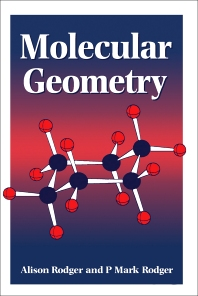 Molecular Geometry - 1st Edition - ISBN: 9780750622950, 9781483106038