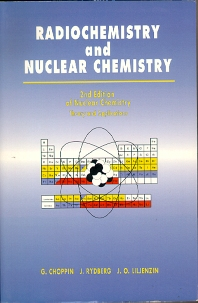 Cover image for Radiochemistry and Nuclear Chemistry