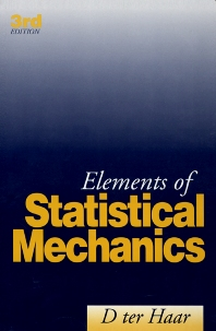 Elements of Statistical Mechanics - 3rd Edition - ISBN: 9780750623476, 9780080530802