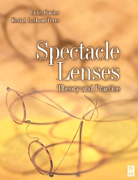 Spectacle Lenses - 1st Edition - ISBN: 9780750623704, 9780702038051