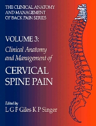 Cover image for Clinical Anatomy and Management of Cervical Spine Pain