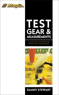 Cover image for Test Gear and Measurements