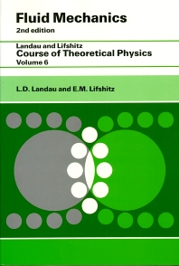 Fluid Mechanics, 2nd Edition,L D Landau,E.M. Lifshitz,ISBN9780750627672
