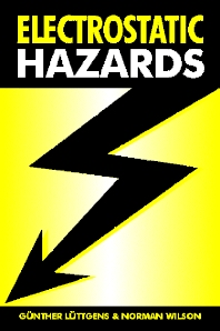 Cover image for Electrostatic Hazards