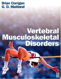 Cover image for Vertebral Musculoskeletal Disorders