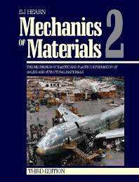 Mechanics of Materials 2, 3rd Edition,E.J. Hearn,ISBN9780750632669