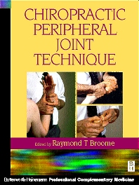 Cover image for Chiropractic Peripheral Joint Technique