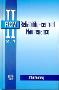 Cover image for Reliability-Centered Maintenance