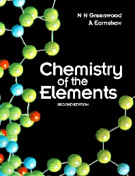 Chemistry of the Elements, 2nd Edition,N. N. Greenwood,A. Earnshaw,ISBN9780750633659