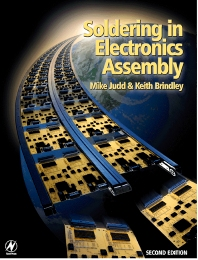 Soldering in Electronics Assembly, 2nd Edition,MIKE JUDD,Keith Brindley,ISBN9780750635455