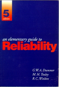 An Elementary Guide To Reliability - 5th Edition - ISBN: 9780750635530, 9780080530789
