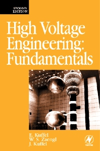 Cover image for High Voltage Engineering Fundamentals